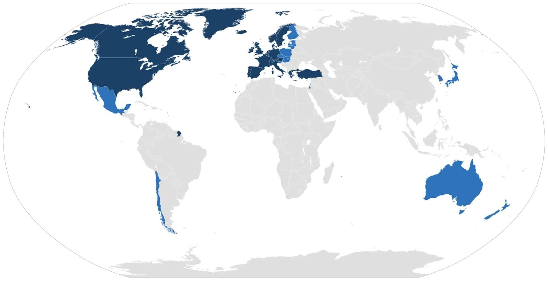 OECD加盟国